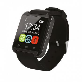Smartwatch Touchscreen, schwarz, BLAUPUNKT