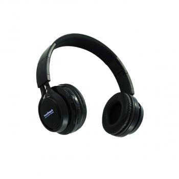 Kabellose Kopfhörer, Bluetooth, schwarz