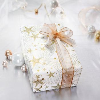 Geschenkpapier und Geschenktaschen
