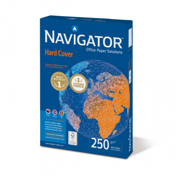 NAVIGATOR hard cover Kopierpapier A4, 250 g/m², Packung à 125 Blatt