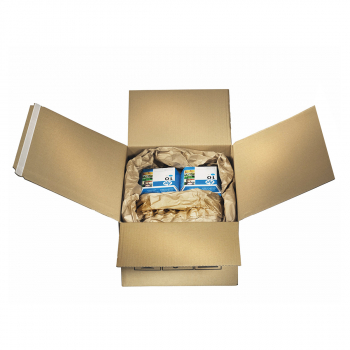 Multi-Versandboxen, 1-wellig, 310 x 230 x 160 mm, Grösse 4, Bund à 10 Stück