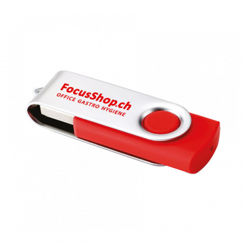 USB Stick 4GB, rot
