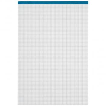 Notizblöcke A4 mit je 100 Blatt, Pack à 10 Stück