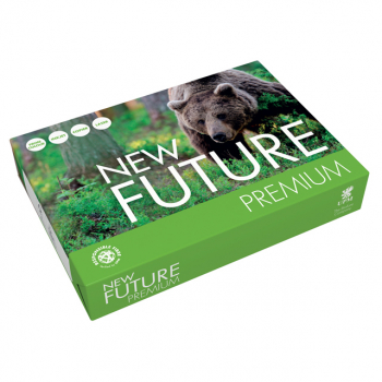 UPM Kopierpapier/Universalpapier NEW FUTURE PREMIUM in A3, 80 g/m², Pack à 500 Blatt