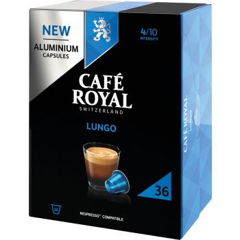 Café Royal Lungo, 36 Kapseln