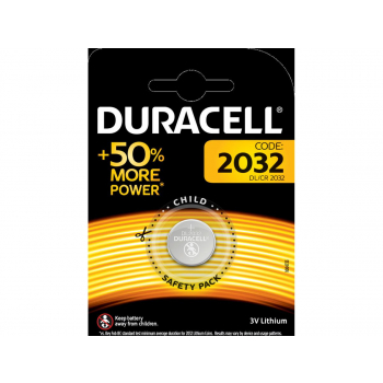 DURACELL Knopfbatterie Specialty, DL2032 CR2032, 3V