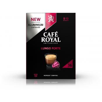 Café Royal Lungo Forte Caps 36 Stück