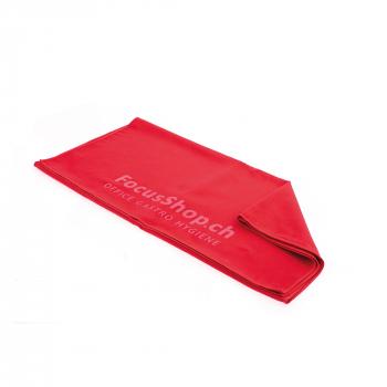 Microfaser-Tuch in rot , Gratis für Sie ab einem Bestellwert von CHF 250.- (010691)