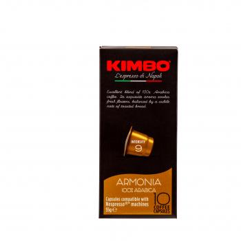 Kimbo Armonia Nespresso® kompatible Kapseln