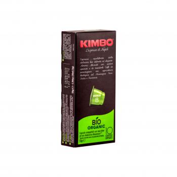 Kimbo BIO Nespresso® kompatible Kapseln