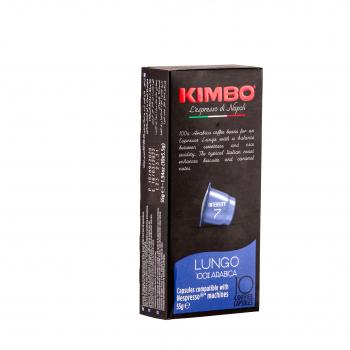 Kimbo Lungo Nespresso® kompatible Kapseln