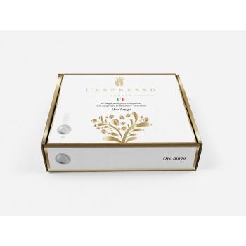 L' Espresso Business Oro Lungo Nespresso® kompatibel, 50er Pack