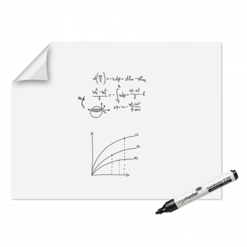 Legamaster Magic-Chart Whiteboard Folie | 90 x 120 cm
