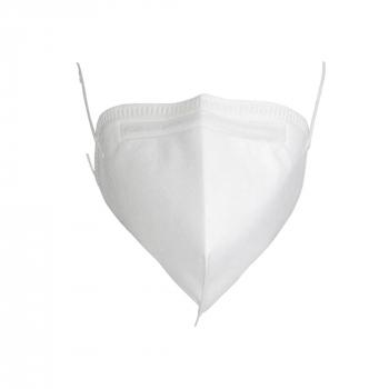 Mundschutzmasken, weiss, FFP 3 ohne Ventil, einzeln verpackt