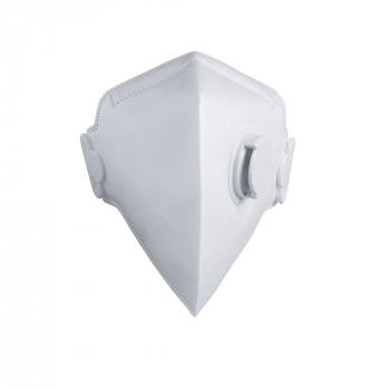 Mundschutzmasken FFP 3 mit Ventil, einzeln verpackt