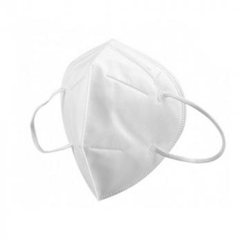 Atem- Mundschutzmaske FFP2, weiss, einzeln verpackt
