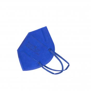 Mundschutzmaske FFP2, blau, latexfrei
