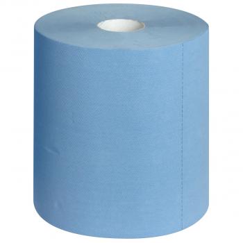 Prima Reinigungsrollen 3-lagig (Maxi) , blau, 29.0 cm x 180 m, Pack à 2 Rollen