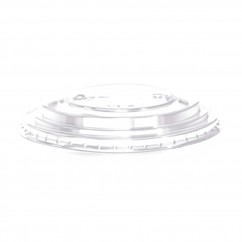 Deckel aus PET, glasklar zu Karton Schale 750 ml, Pack à 50 Stück, passend zu Artikel 11116.