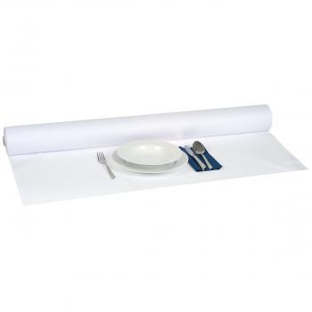 Tischtuchpapier weiss, 1-lagig, 100 cm x 50 m, 60 g/m², Karton à 500 Blatt