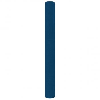 Airlaid Tischtuchpapier blau, 120 cm x 50 m