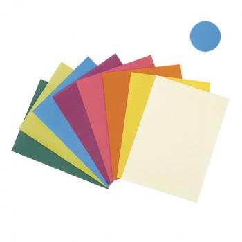 Tischsets blau, 1-lagig, 30 x 40 cm, 70 g/m², Karton à 2'000 Stück
