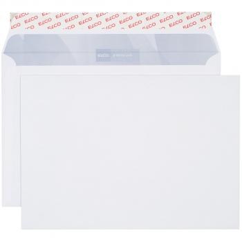 ELCO Briefumschläge Premium B5 250 x 176 mm, hochweiss, Pack à 500 Stück