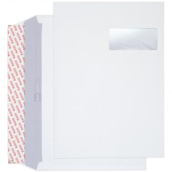 ELCO Briefumschläge Classic C4 324 x 229 mm, weiss, Fenster rechts, Pack à 250 Stück