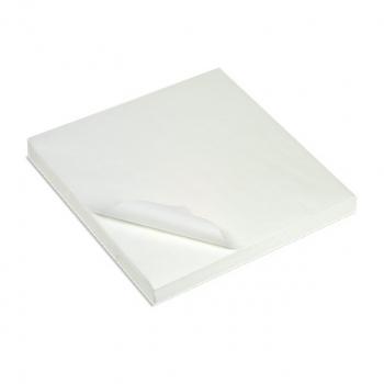 Patientenservietten Krepp weiss, 37 x 37.5 cm, Pack à 1'000 Stück