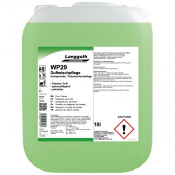 Duftwischpflege WP29, Kanister mit 10 Liter
