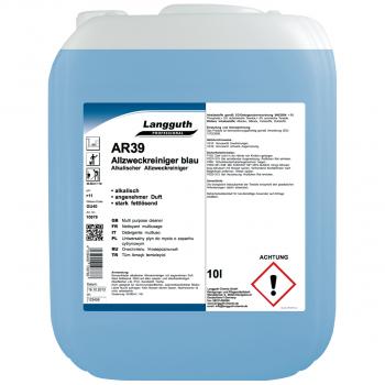 Allzweckreiniger AR39, Kanister mit 10 Liter