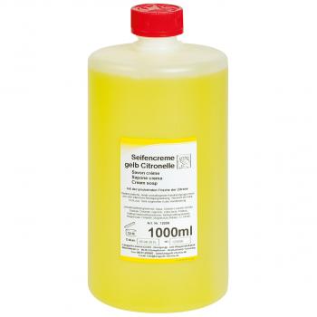 Crèmeseife Citronelle für Spender S1, 1'000 ml
