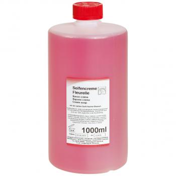 Crèmeseife Fleurelle für Spender S1, 1'000 ml