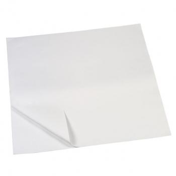 Tischdeckpapier weiss, 1-lagig, 80 x 80 cm, 50 g/m², Karton à 500 Blatt
