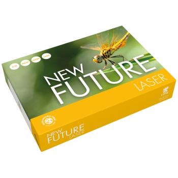 UPM Kopierpapier/Universalpapier NEW FUTURE LASER in A4, 80 g/m², Pack à 500 Blatt