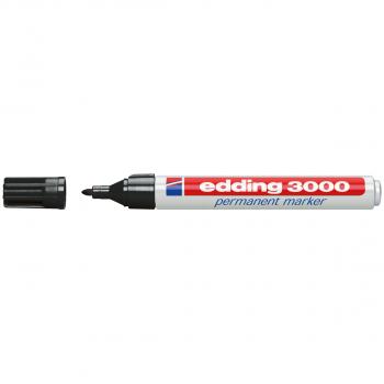 edding Permanent Marker 3000 schwarz