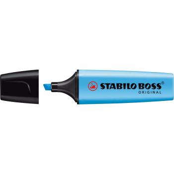 Stabilo Textmarker STABILO BOSS® blau