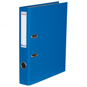 Biella Bundesordner mit 4 cm Rückenbreite, blau