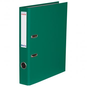 Biella Bundesordner mit 4 cm Rückenbreite, grün