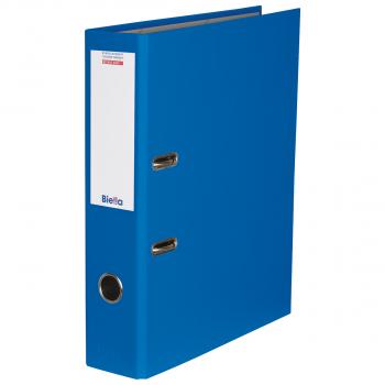 Biella Bundesordner mit 7 cm Rückenbreite, blau
