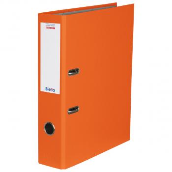 Biella Bundesordner mit 7 cm Rückenbreite, orange