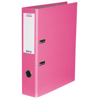 Biella Bundesordner mit 7 cm Rückenbreite, rosa