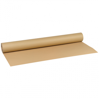 PE-beschichtetes Abdeckpapier braun, 150 cm x 85 m