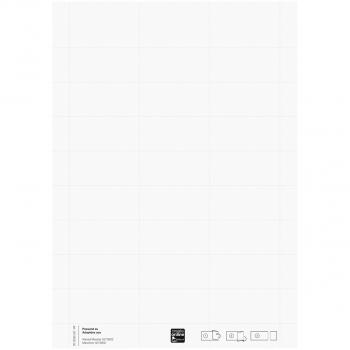 Biella Beschriftungs-Etiketten für Original Hängemappen, Pack à 270 Stück