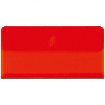 Biella  Klarsichthülsen für Original Hängemappen, orange, Pack à 25 Stück