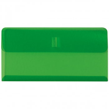 Biella  Klarsichthülsen für Original Hängemappen, grün, Pack à 25 Stück