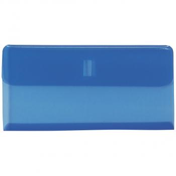Biella  Klarsichthülsen für Original Hängemappen, blau, Pack à 25 Stück