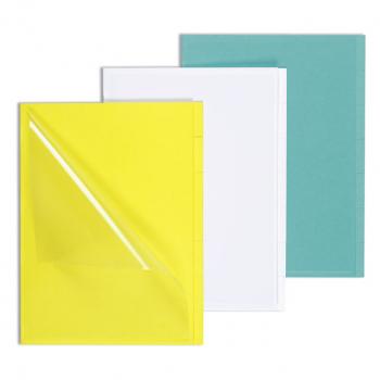Biella Ordnungsmappen Orga-File #1, 6-teilig, blau