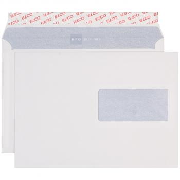 ELCO Briefumschläge ProFutura C5 229 x 162 mm, naturweiss, Fenster rechts, Pack à 500 Stück
