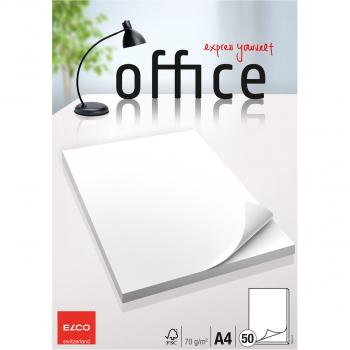 Elco Schreibblock Office mit 50 Blatt